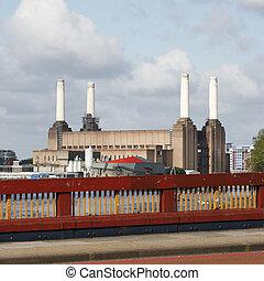 Battersea Power Station - London Battersea Powerstation,...