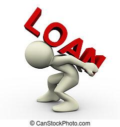 3d heavy loan