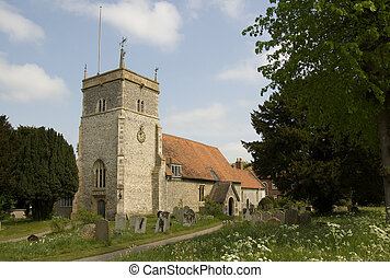 Bucklebury Parish Church, Berkshire - Parish Church of St...