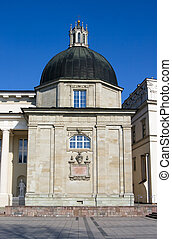 Chapel of St. Casimir - Chapel of St. Casimi. Vilnius...