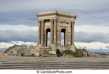 Monument of Peyrou, Montpellier