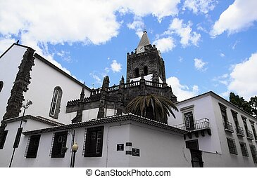 Cathedral of Funchal  Madeira