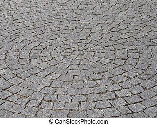 steinweg - runder platz