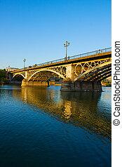 Triana, Puente, sevilla, españa