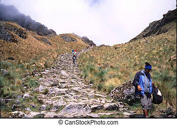 Peru Inca Trail Machu Picchu