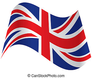 great britain flag - official flag of great britain