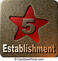 5 Star Establishment - This is a 3D 5 star establishment...