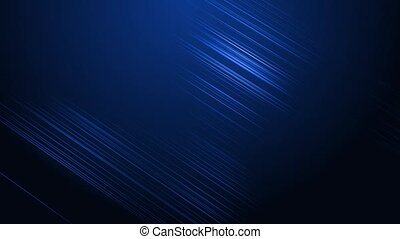 Diagonal Lines 4 - Blue diagonal lines gently pulsate and...