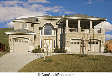 3 car garage home - 3 car garage Executive home in Northern...