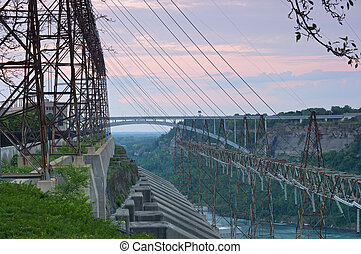 Ontario Hydroelectric Power Station - Sir Adam Beck...