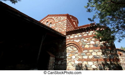 orthodox church byzantine