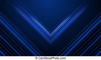 Intersecting Lines 2 - Blue intersecting lines gently...