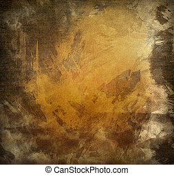 Abstract artistic background - Grunge artistic background...