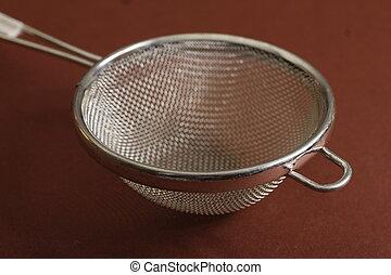 metal sieve