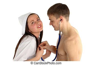 nurse & patient 2