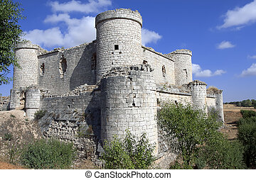 castle of Pioz - The castle is a fortification Pioz Spanish...