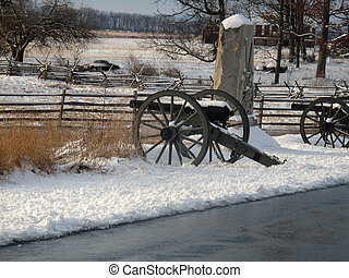 Gettysburg canons - Artillery Weaponry from The Battle of...