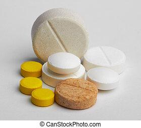 medicinsk,  pill