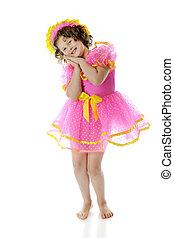 Child-Star Impersonator