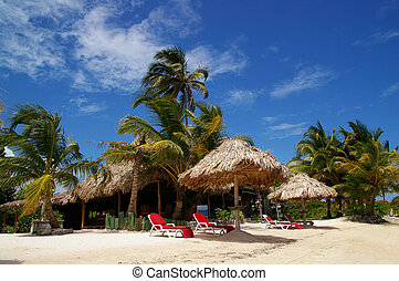 Belize resort - Beach resort in Belize, Central America