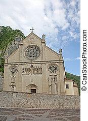 The duomo of S. Maria Assunta