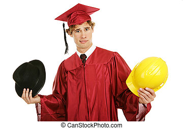 Graduate - Confused by Career Choices - Young graduate...