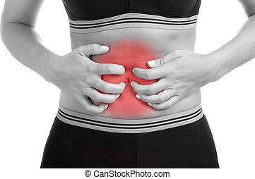Estómago, dolor