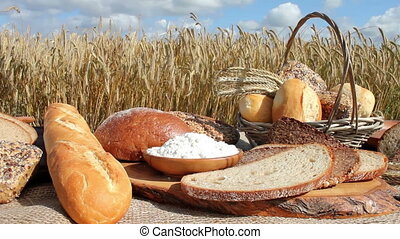 Bread and Grain
