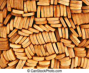Popsicle sticks macro background - A Popsicle sticks macro...