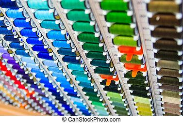 Abstrakt, Farben
