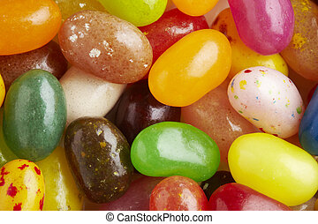 jelly beans - Colourful jelly beans