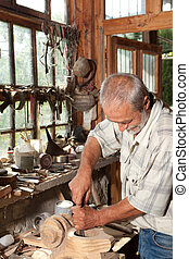 vendemmia, carpentiere