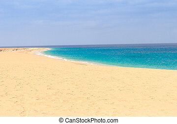 Paradise Island in sal cape verde - Paradise Island in sal...