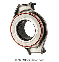 release thrust bearing it is a part of a complete clutch