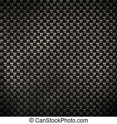 Realistic Carbon Fiber - A super-detailed carbon fiber...