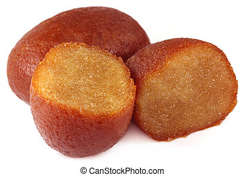 Sweetmeat Named as Kalojam in Indian Subcontinent