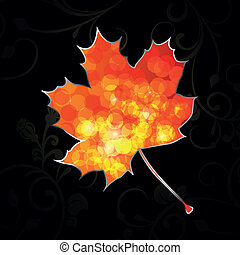 Abstract Vector leaf