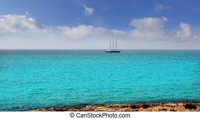 Balearic formentera island ibiza - Balearic formentera...