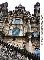 Santiago cathedral - Santiago de compostela cathedral