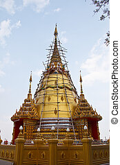 Relics of the Lord Buddha in Thailand