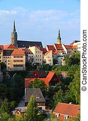 Bautzen, Germany - Bautzen (Budysin) - town in Saxony...