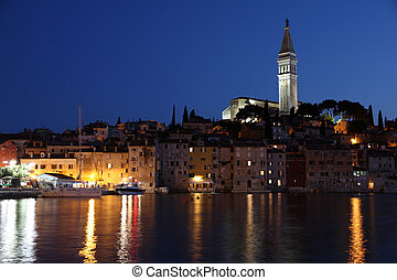 Rovinj, Croatia - Croatia - Rovinj on Istria peninsula....