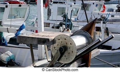 Balearic islands Formentera boats - Balearic islands...