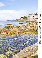 Coast of Saint-Tropez, French Riviera