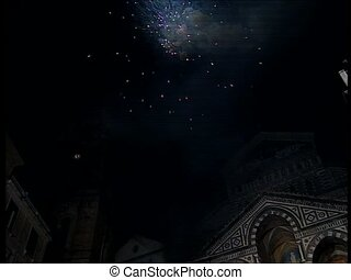 FIREWORKS in amalfi AUDIO