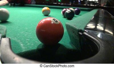 American Billiards.