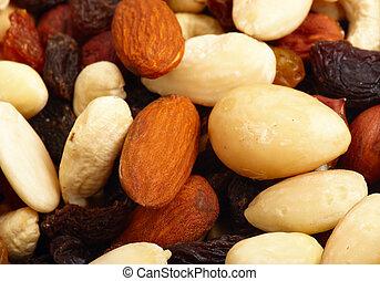 Various nuts-2