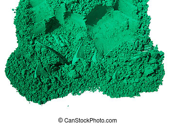 Detail of green color for holi - Green color sale in india...