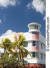art deco hotel south beach miami - hotel art deco...