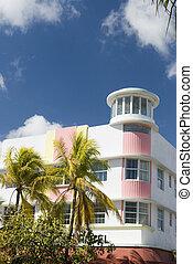 art deco hotel south beach miami